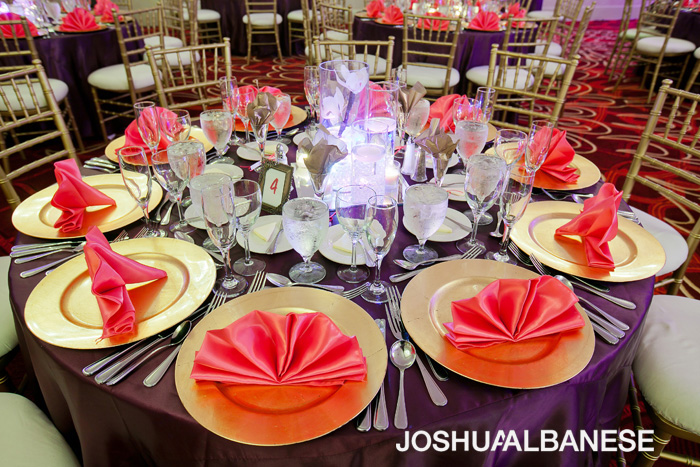 Chicago wedding photography at Renaissance North Shore by Joshua Albanese