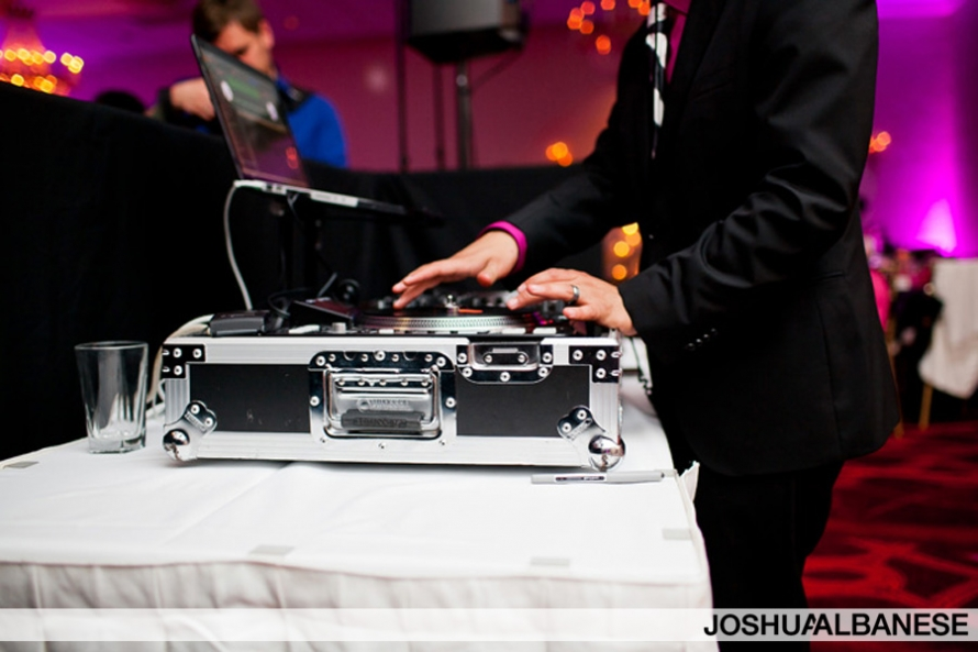 Chicago wedding photography A Posh Production wedding DJ