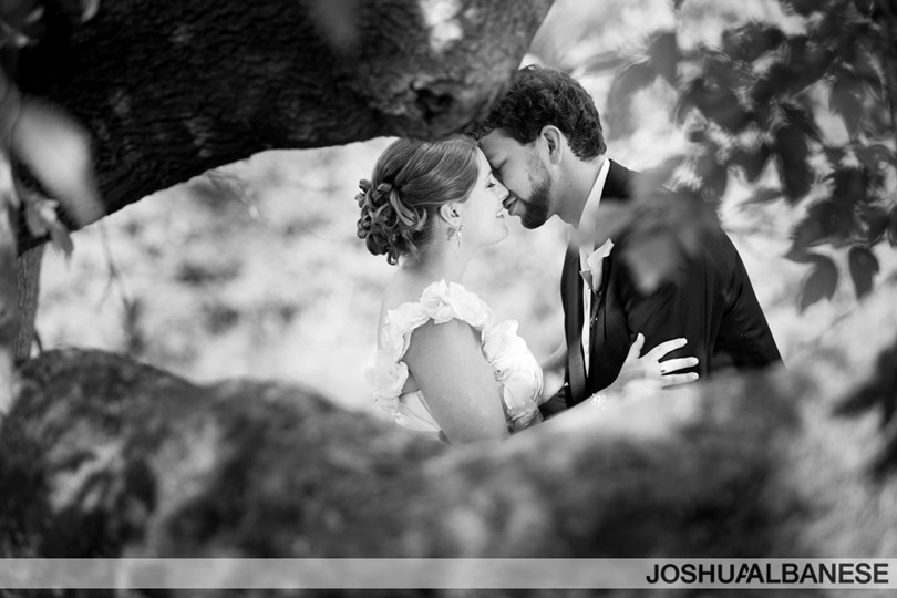 Chicago Wedding Photography at Arboretum Club by Joshua Albanese
