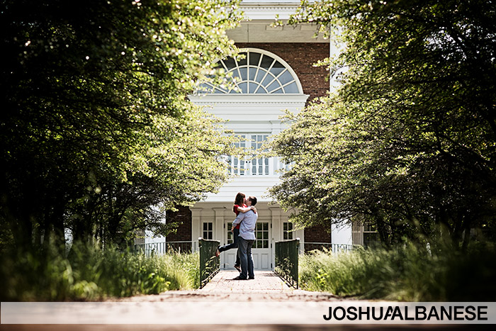 Chicago engagement photography Long Grove by Joshua Albanese