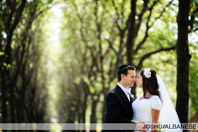 Chicago Persian and Jewish Orthodox wedding photography at Fairmont Hotel by Joshua Albanese