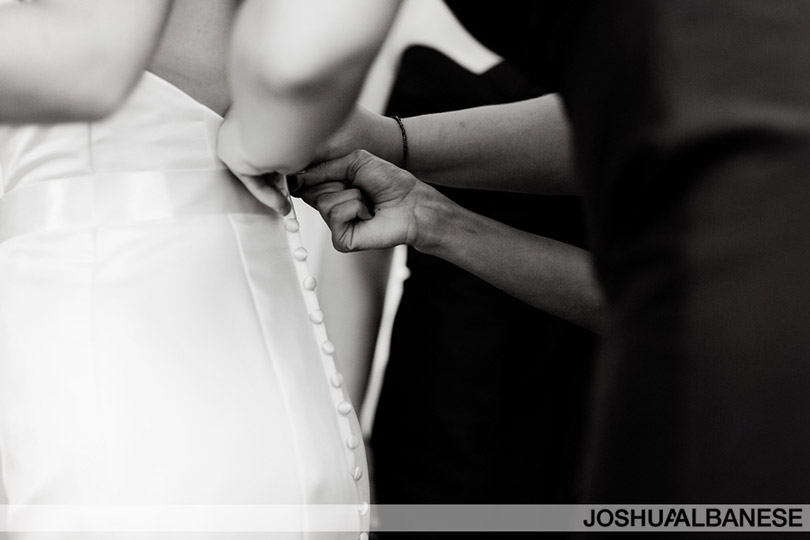 Chicago Wedding Photography at the Mid-America Club by Joshua Albanese