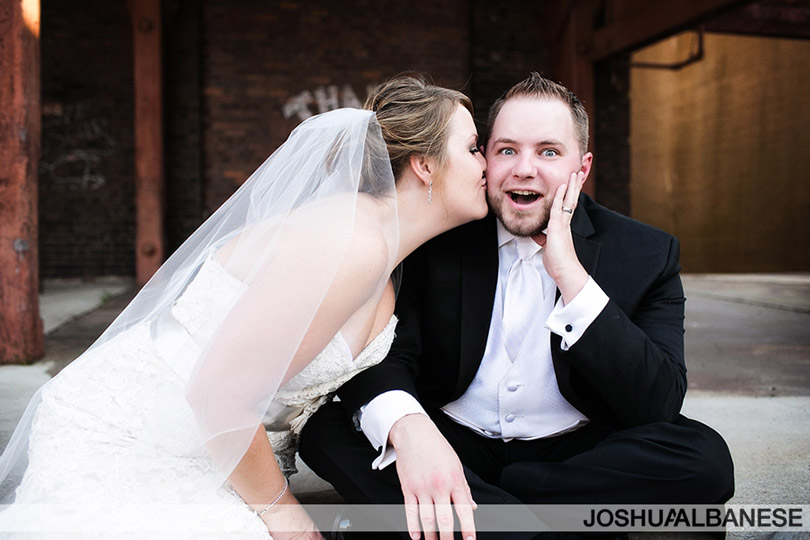 Chicago Fine Art Wedding Photography at Lincolnshire Marriott Resort by Joshua Albanese