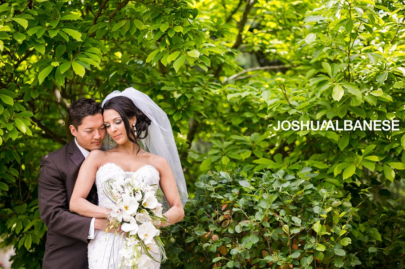 Stunning Italian and Hawaiian Chicago Wedding Photography at Alta Villa Banquets by Joshua Albanese